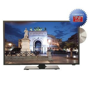 Televizor LED 17.3' HD s DVD