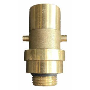 Adaptér pro plnění kompozitních plynových láhví Safefill (Holandsko)