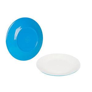 Melaninový talíř Bo-Camp Ø 21,5 cm Modrá