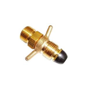 POL DIN adaptér pro připojení kompozitních plynových láhví Safefill