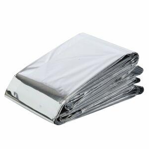 Reflexní nouzová deka Regatta hliníková