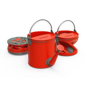 Skládací kbelík/konev Colapz Červená