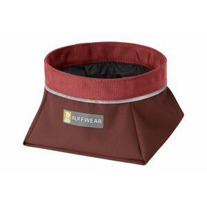 Quencher™ Cestovní miska pro psy Červená S