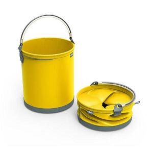 Skládací kbelík Colapz 10 l Žlutá