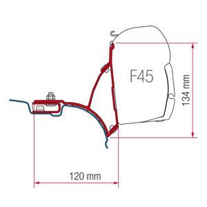 Kit pro markýzu F45 Fiamma na VW T5/T6 Multivan/Transporter