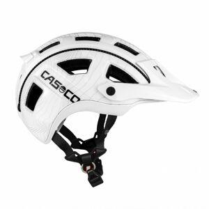 Casco MTBE cyklistická helma Bílá L = 59-62 cm