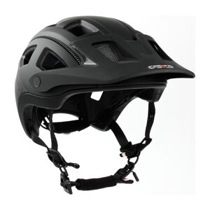 Casco MTBE 2 cyklistická helma Černá L = 58-62 cm