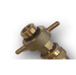 Adaptér pro plnění kompozitních plynových láhví Safefill